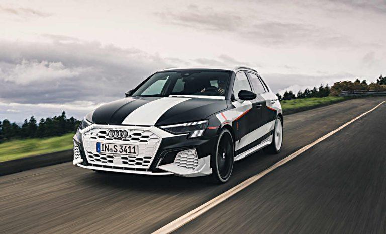 Audi A3: Maßstab bei der Agilität