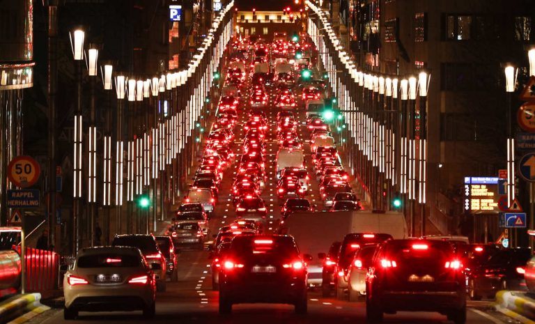 Brüssel setzt auf Tempo 30 gegen das Verkehrschaos