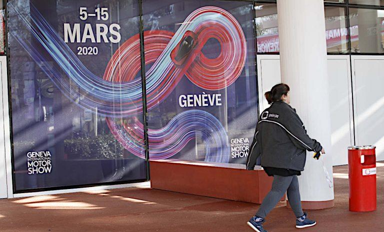 Autosalon Genf wegen Coronavirus abgesagt
