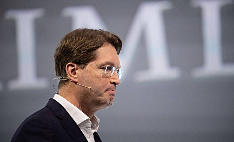 Sparkurs: Unruhe bei Daimler zum Jahreswechsel