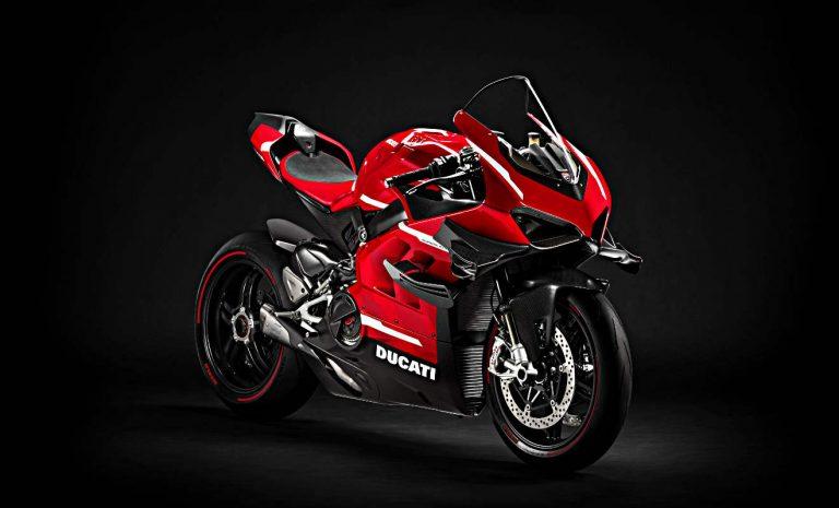 Ducati Panigale Superleggera V4: Extrembike mit 234 PS