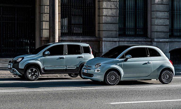 Fiat 500 Hybrid: Effizient durch die Stadt