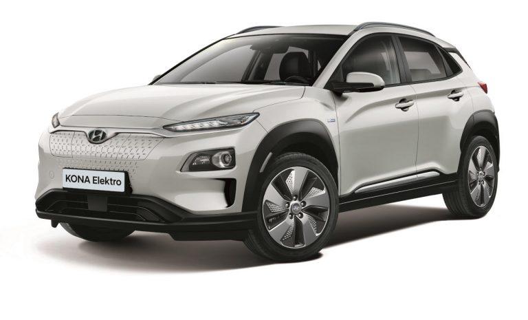 Hyundai Kona Elektro als Sondermodell Advantage