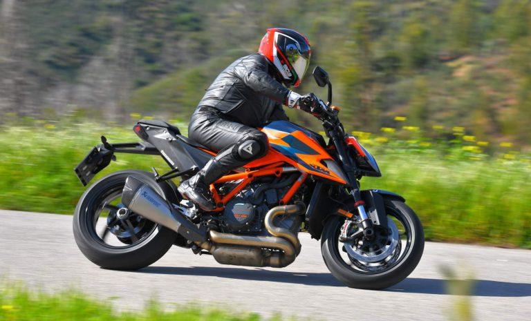 KTM 1290 Super Duke R: Sie hält, was sie verspricht