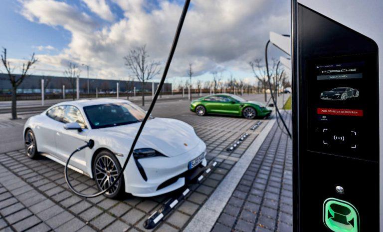 Innovationen für die Elektroautos von morgen