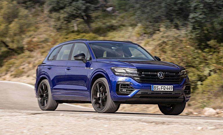 VW Touareg R: Sportlich und effizient