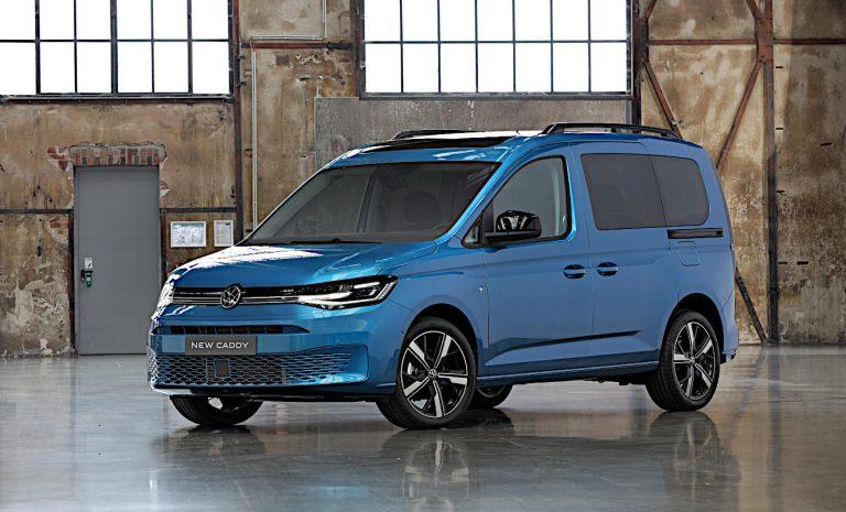 VW Caddy: Angekommen im Digitalzeitalter