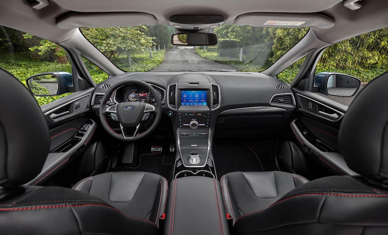 Ford S Max Ii Solide Auch Als Gebrauchtwagen Autogazette De