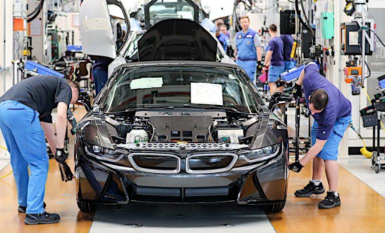 BMW: Produktionsstopp bis 30. April verlängert