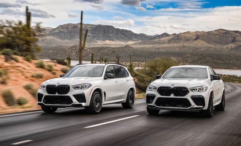 BMW X5 M: Ein SUV mit der Kraft des Achtzylinders