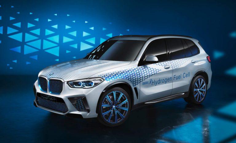BMW bleibt bei der Brennstoffzelle zögerlich