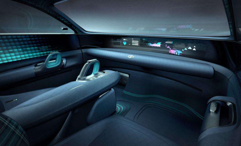 Hyundai Prophecy: Joystick statt Lenkrad
