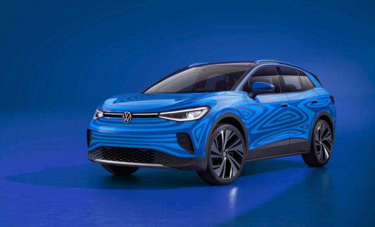 Elektro-SUV VW ID.4 soll noch 2020 kommen