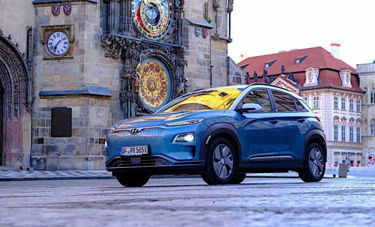 Hyundai tauscht 82.000 Batterien in Elektroautos
