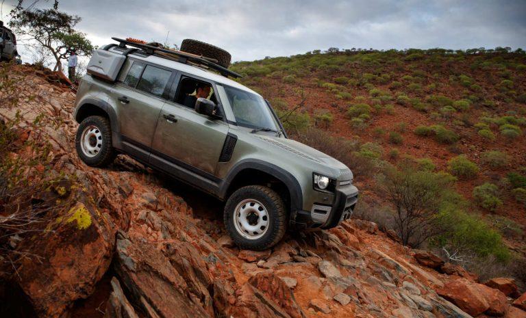Land Rover Defender: Ultimativer Offroader