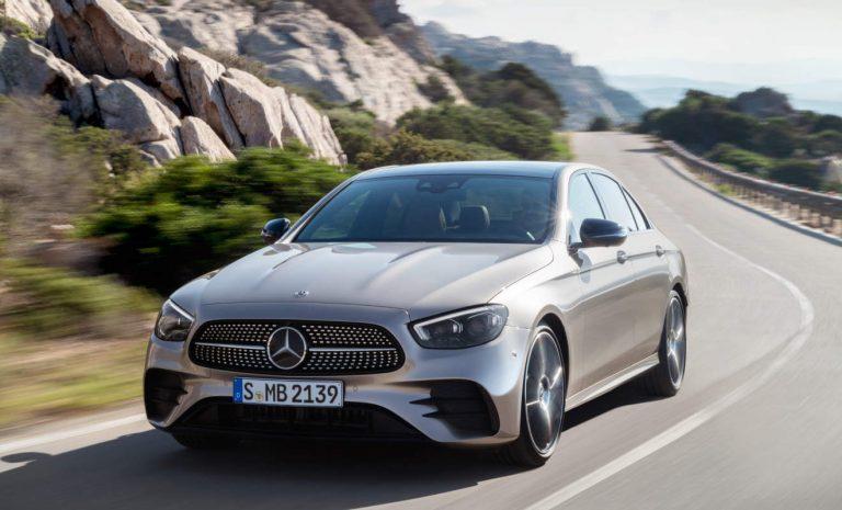 Mercedes E-Klasse: Rundum besser geworden