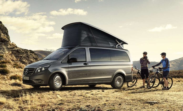 Mercedes Marco Polo Activity: Raus in die Natur