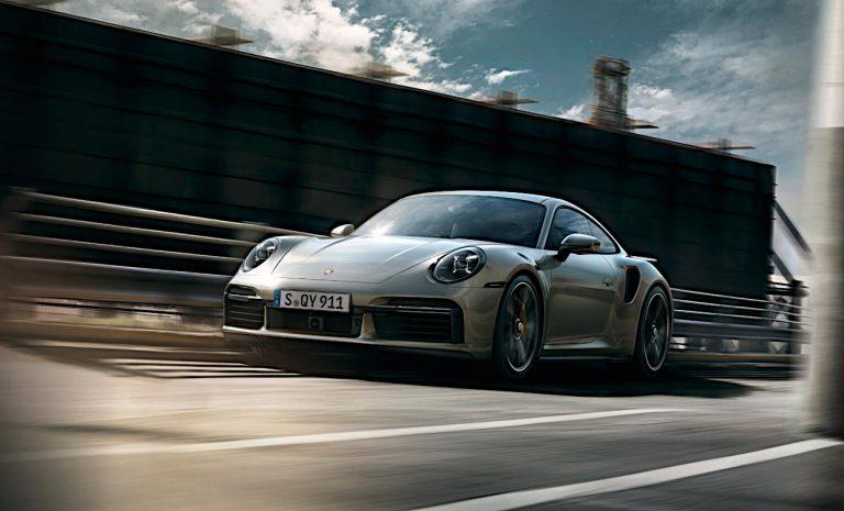 Porsche 911 Turbo S:  Schwäbischer Vollblutsportler