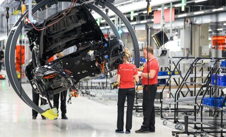 Porsche gibt Stammmbelegschaft Jobgarantie bis 2030