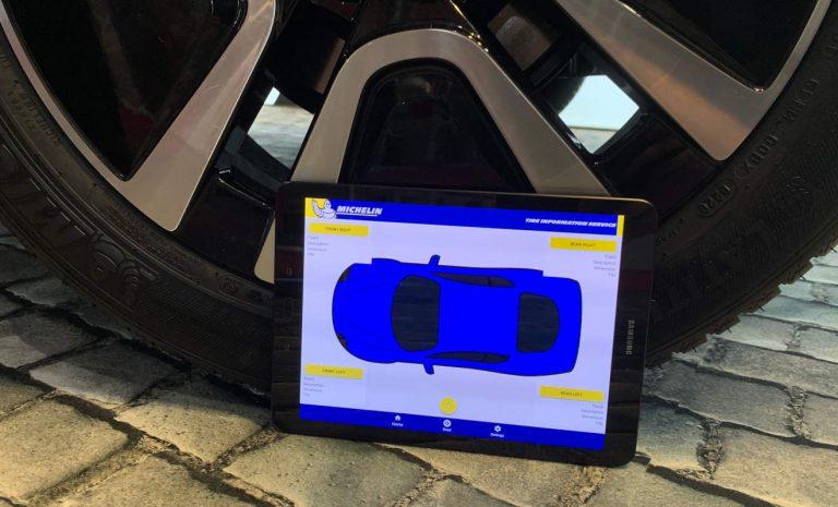 Intelligente Reifen sorgen für vernetzte Mobilität