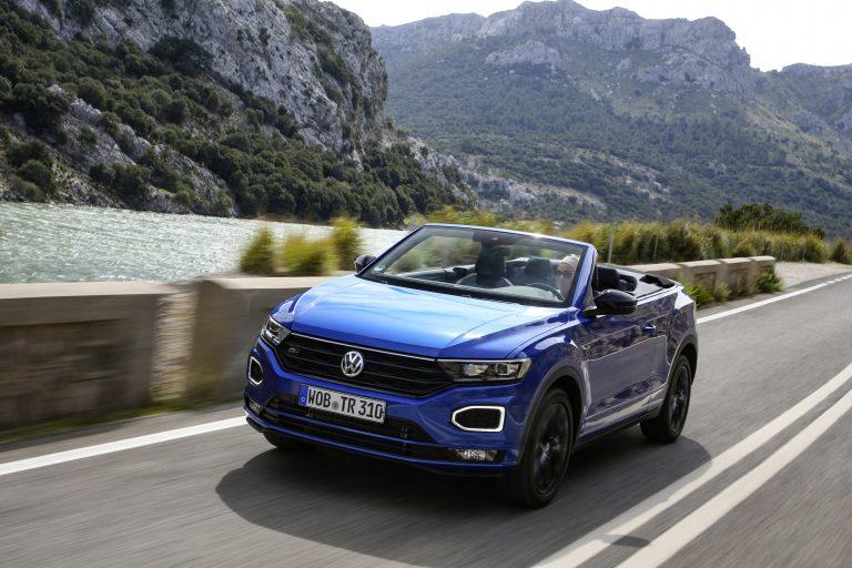 VW T-Roc Cabrio: SUV mit Open-Air-Feeling