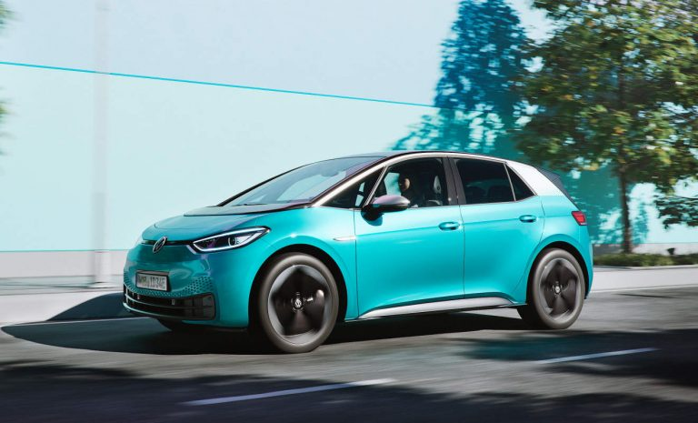 VW ID.3 als Basisversion Pure für rund 22.000 Euro