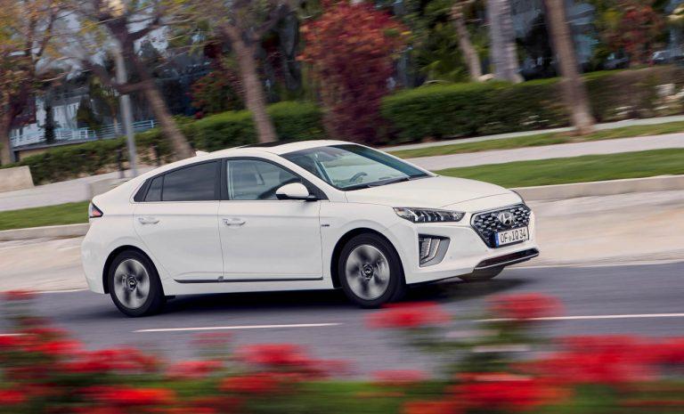 Hyundai Ioniq Hybrid: Überzeugend vor allem in der Stadt