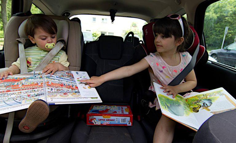 Reisen mit Kindern: Darauf ist zu achten