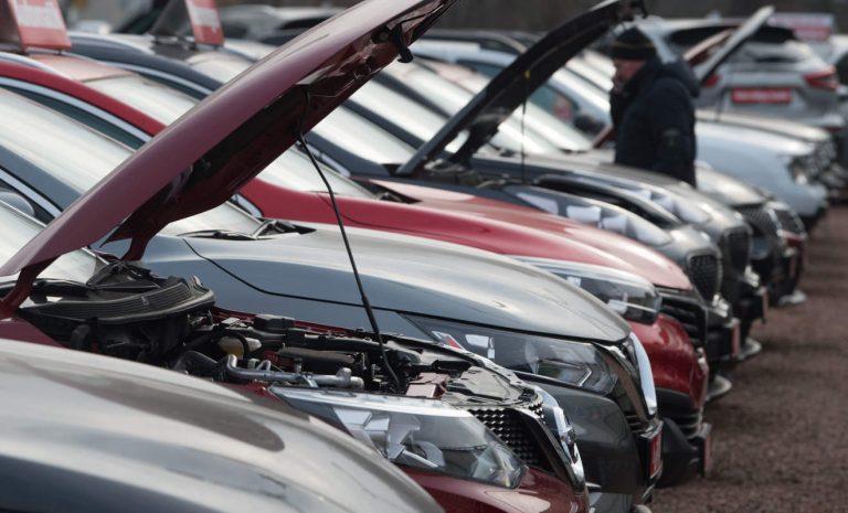 Durchschnittlicher Gebrauchtwagenpreis bei 14.730 Euro