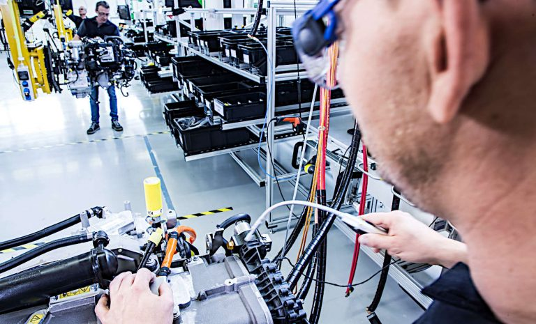 Daimler und Volvo kooperieren bei Brennstoffzelle