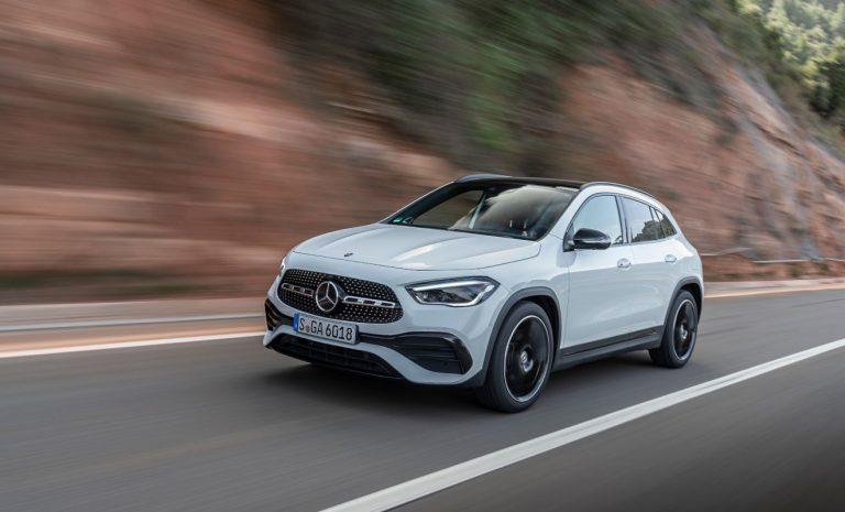Mercedes GLA: Ein SUV mit Lifestyle-Touch