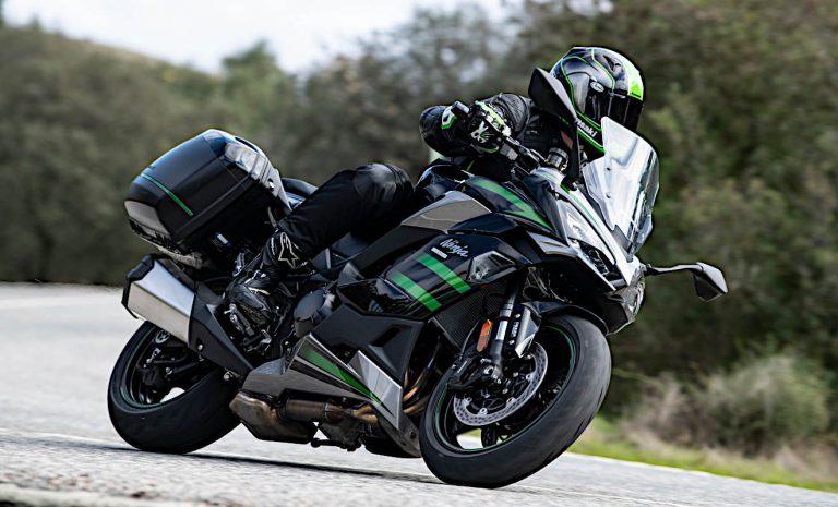 Kawasaki Ninja 1000SX: Komfortabel auf große Tour