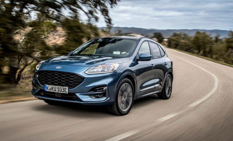 Ford Kuga: Als Plug-in-Hybrid ideal für die Stadt