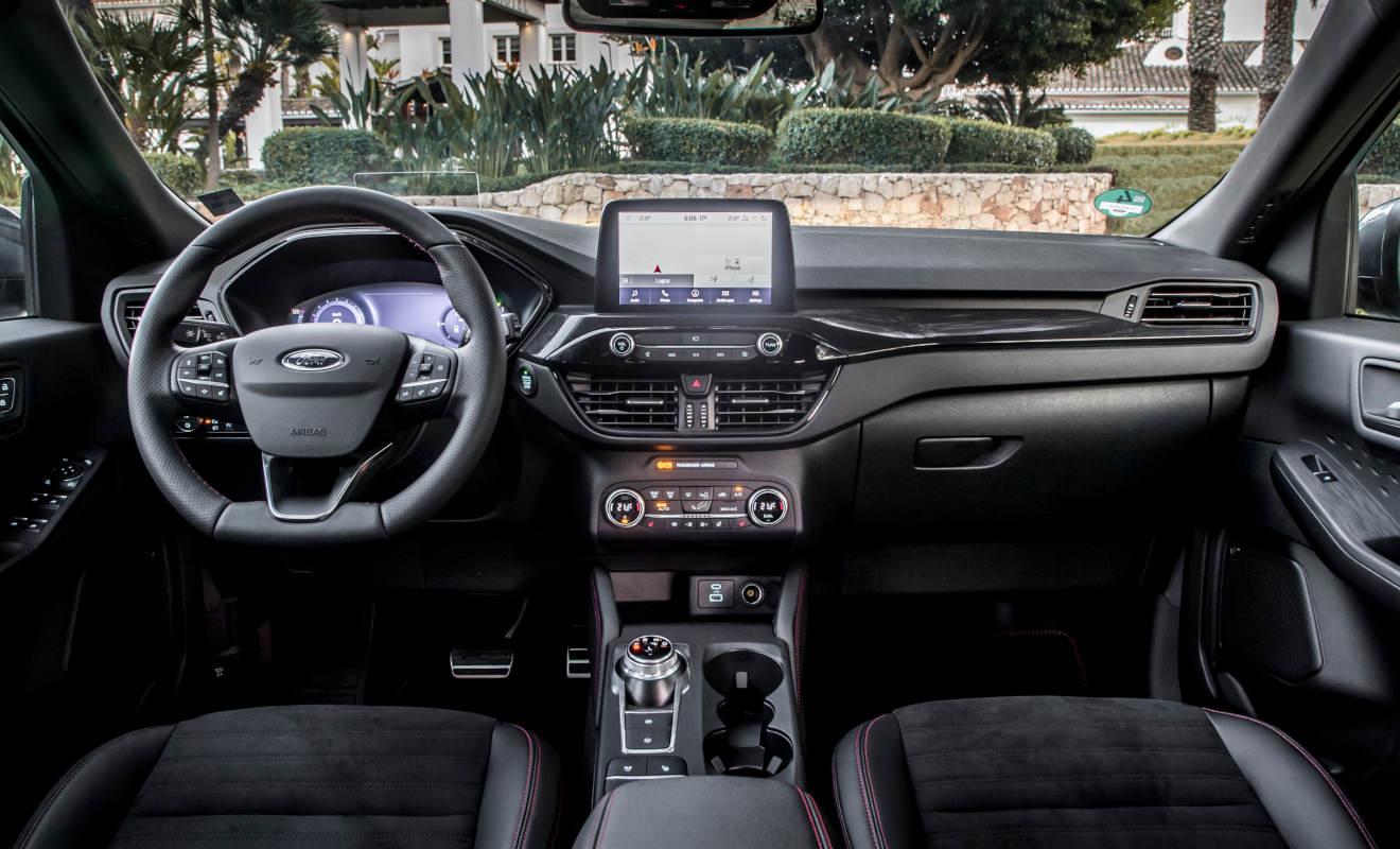 Ford Kuga Als Plug In Hybrid Ideal Fur Die Stadt Autogazette De