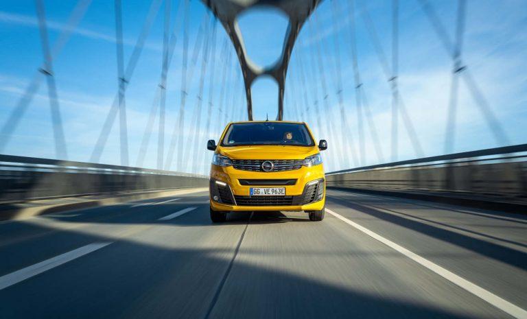 Opel Vivaro-e: Nicht nur für die letzte Meile