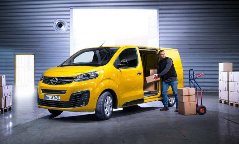 Opel Vivaro-e kostet mindestens 35.600 Euro