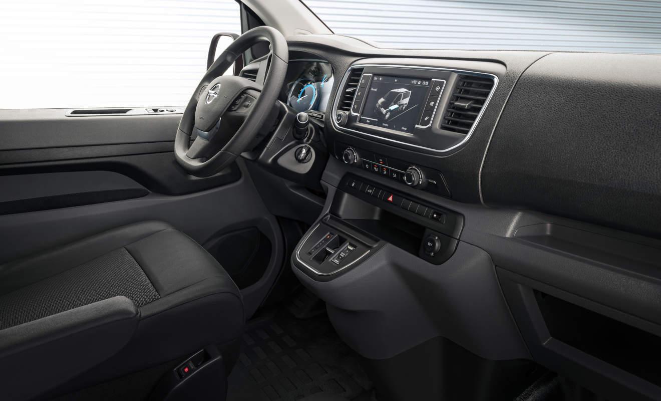 2021 Opel Vivaro Style