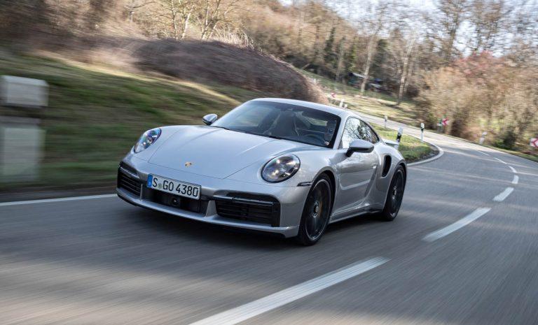 Porsche 911: Bereitet auch dem TÜV-Prüfer Freude