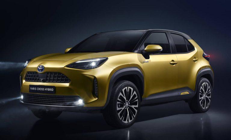 Toyota Yaris Cross: Hochbeiner mit Hybridantrieb