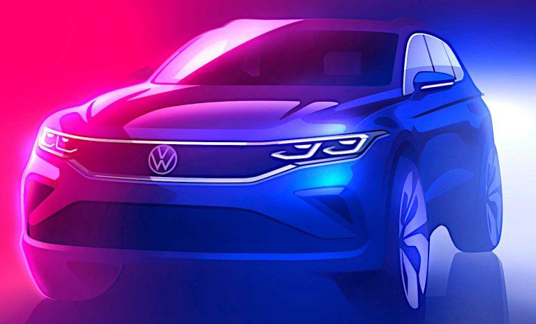 VW Tiguan: Facelift für die Thronverteidigung
