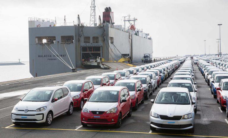 Europas Automarkt bricht im Juni um 22 Prozent ein