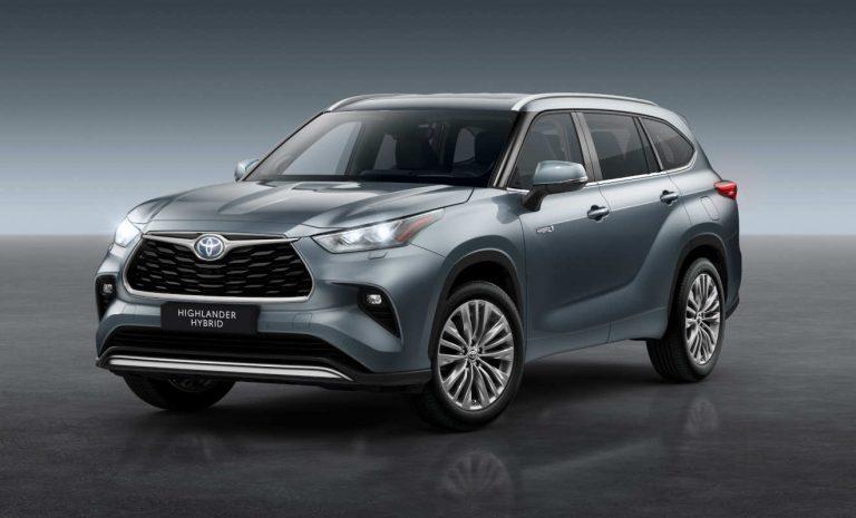 Toyota Highlander kommt nach Europa