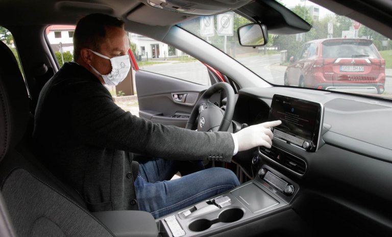 Autokauf in Corona-Zeiten: Allein auf Probefahrt