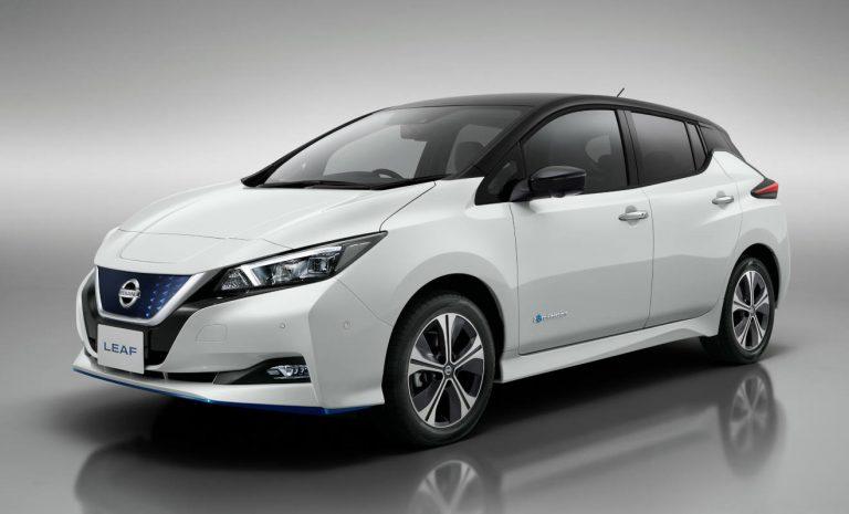 Nissan Leaf wird bis zu 4800 Euro günstiger