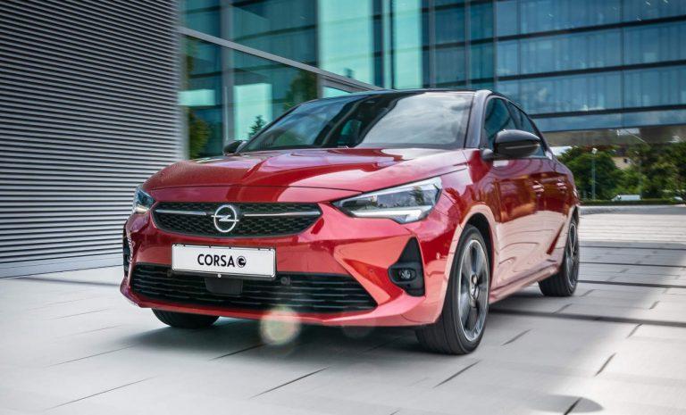 Opel Corsa-e kommt als sportliche GS-Line