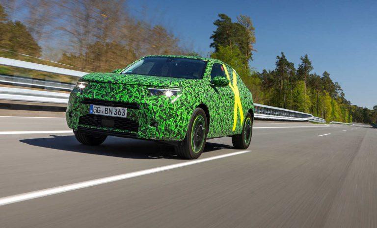 Neuer Opel Mokka wird um 120 Kilogramm leichter