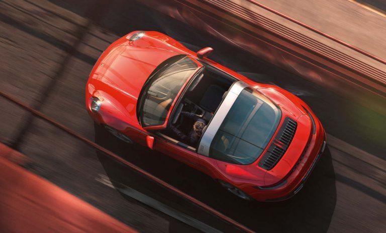 Porsche 911 Targa: Mit neuem Dach aus der Nische