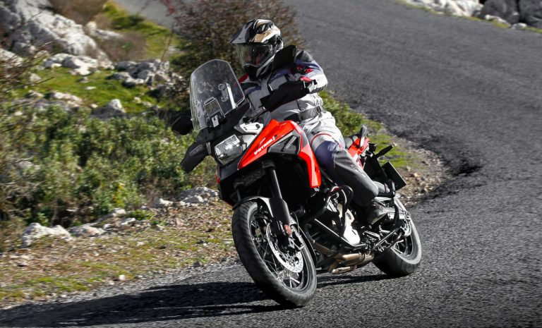 Suzuki V-Strom 1050: Kleine Änderungen, große Wirkung