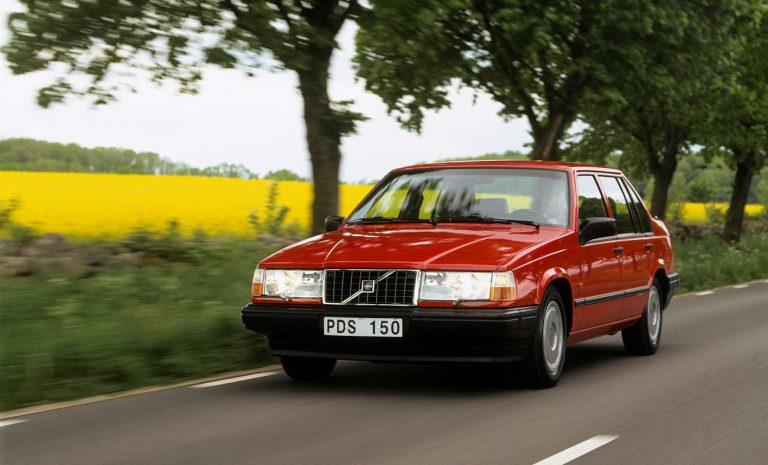 Volvo 940: Sicher und unkaputtbar