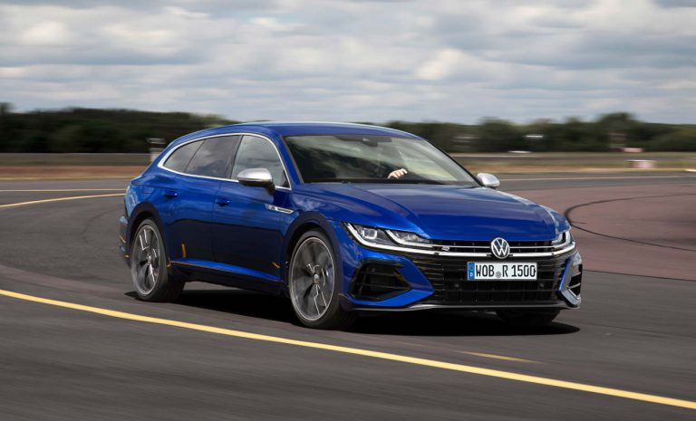 VW Arteon: Nun kommt der Shooting Brake
